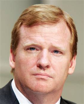 About ROGER GOODELL, NFL Executive Vice President, Chief Operating Officer