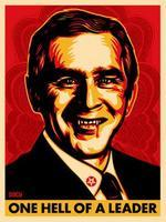 Helluva Leader by Shepard Fairey