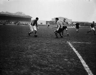 Fflint V Cardiff City 1954