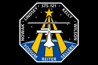 mission patch, from www.nasa.gov