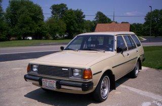 Firebird Man: I &s the 80s: 1980 Mazda GLC