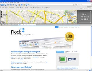 Flock_Google Map Extension