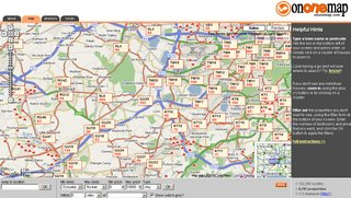 OnOneMap Map
