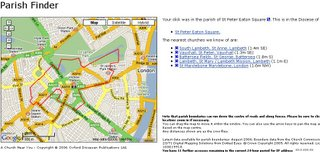 Parish and Church Finder