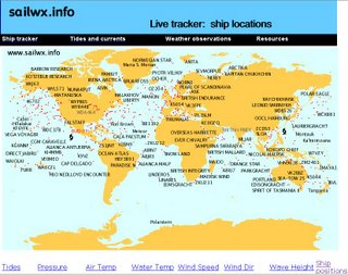 World Map Live Shipping Tracker