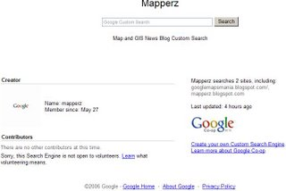 Mapperz Custom Search