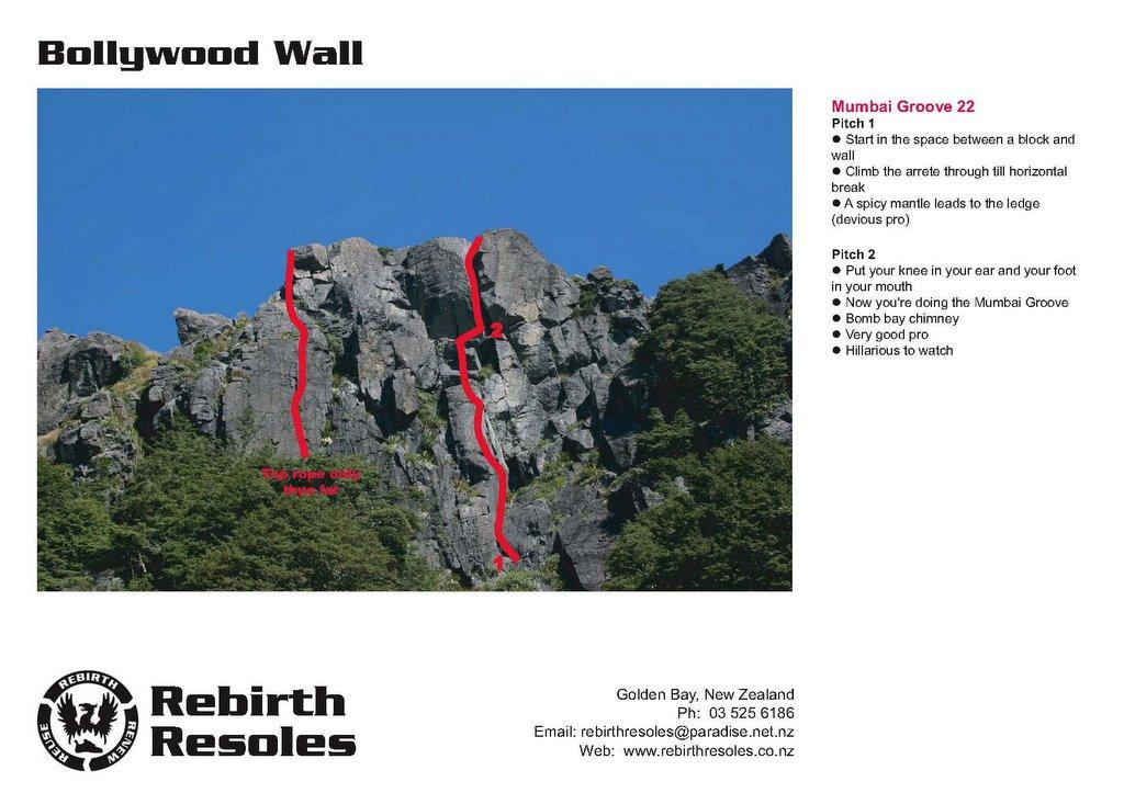 castle hill bouldering guidebook