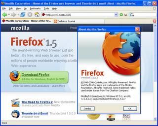 Firefox Gue Nih
