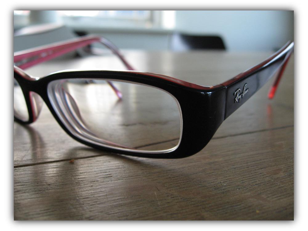 briller med glidende overgang og svimmelhed