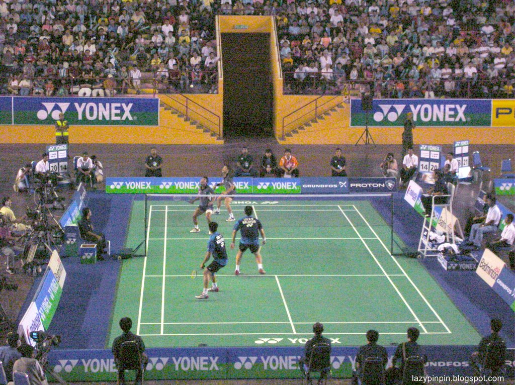 badminton championships 2006 Asian