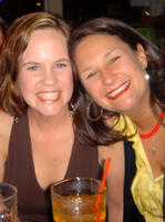 Heather & Kelly -- Faraway Places -- 7/27/2005