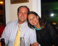 Kelly & Jon -- August 24, 2005