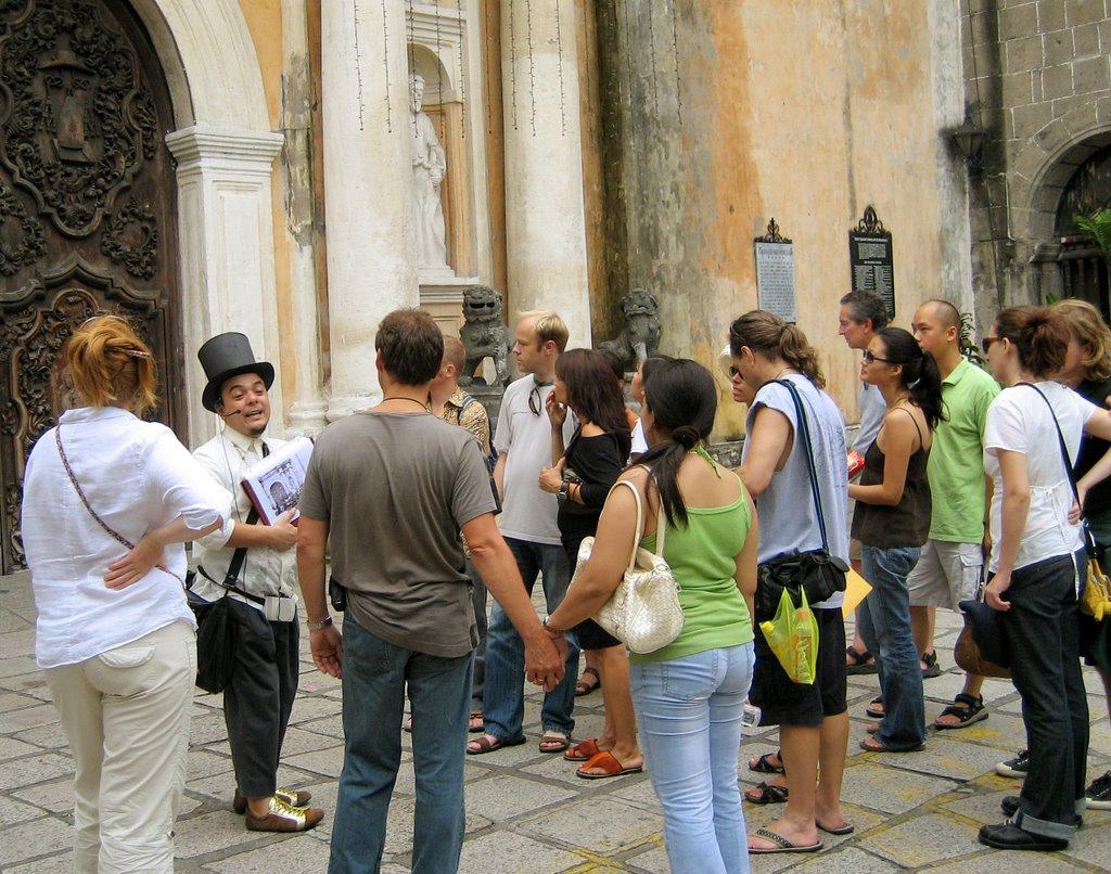 Intramuros Tour Celdran