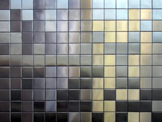 squares of silver