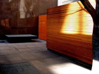 peaceful corner in Sydney