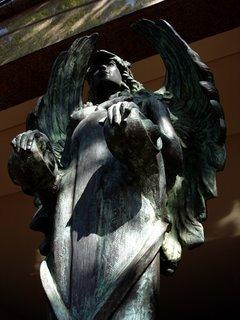 sheraton statue