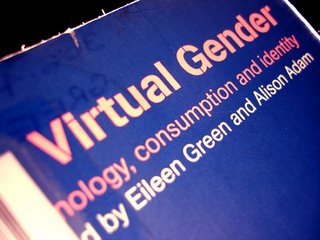 virtual gender book cover