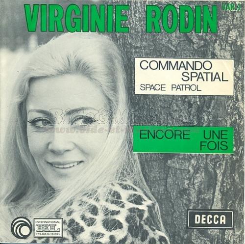 Virginie Rodin Commando Spatial Space Patrol