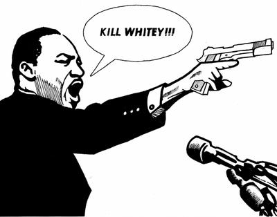 antithesis mlk speech