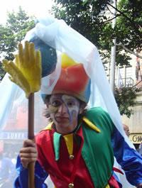 el carnaval de bogotá DC - Diversidad