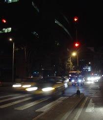 sonidos nocturnos en el DC