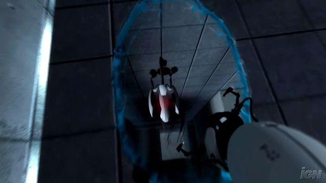 Portal video