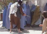 Taliban Girl Beaten