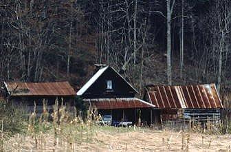 Blue Ridge Gazette Cabin On The Hill