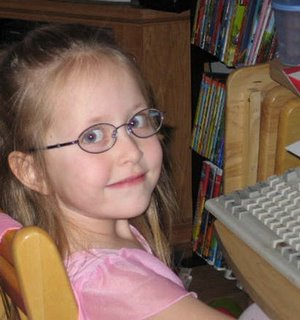 Bella Gets Her Specs - Just Like a Librarian
