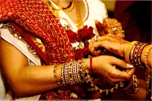 arranged marriages india