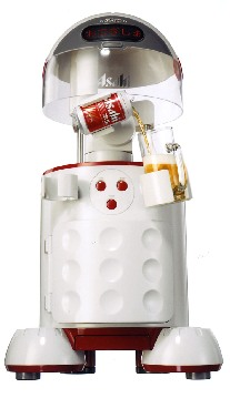Asahi, The Beer Pouring Robot