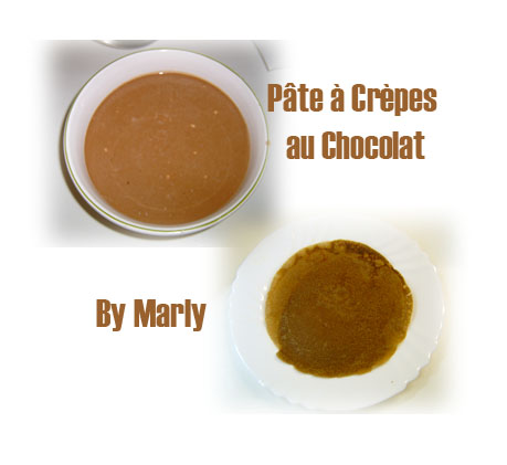 Marly 39 s blog p te cr pes au chocolat - Laisser reposer pate a crepe ...