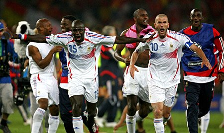 Nelson 39 s blog worldcup 2006 france vs brazil 1 0 - France portugal coupe du monde 2006 ...