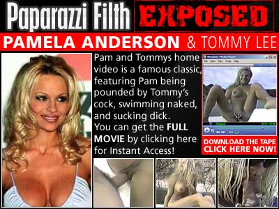Pamela Anderson Nude Sex Tape