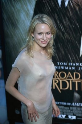 Naomi Watts See-through big pokies