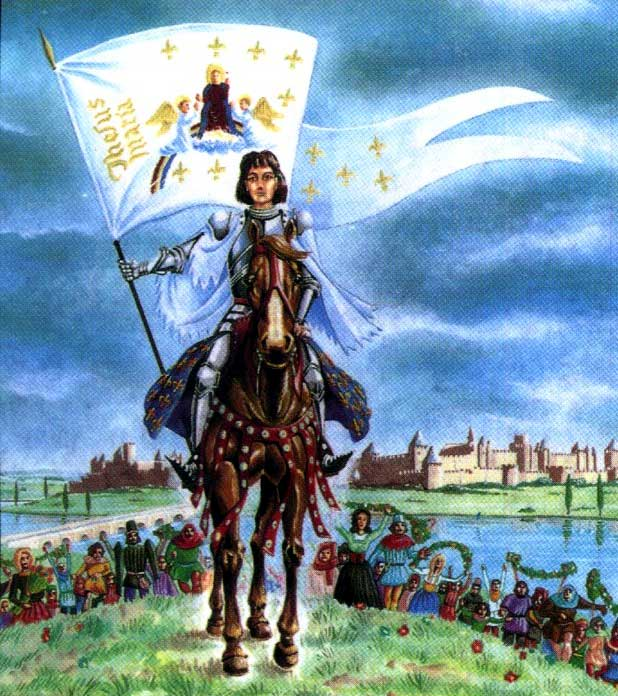 joan of arc research paper essay