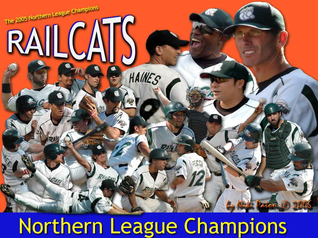 2005 RailCats Northern League Champions