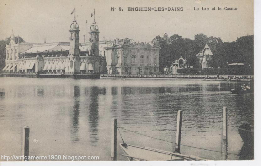 Povo de bah julho 2005 for Enghien les bain