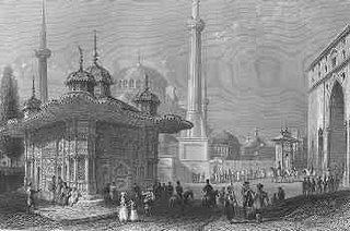 Constantinopla: a população da cidade é advertida a seguir a Lei de Deus