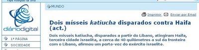 Clique para ler a notícia do Diário Digital