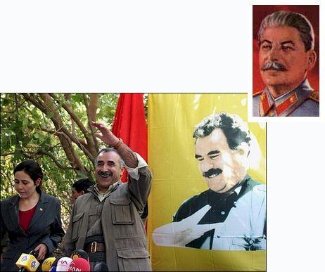 Murat Karyilan co-leader of the PKK