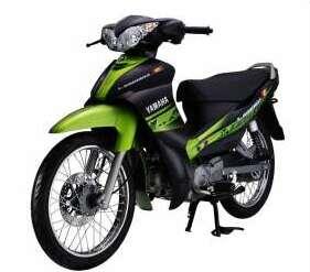 asian motorcycle news   informations Yamaha Stop Mode Yamaha Nouvo SX 2014
