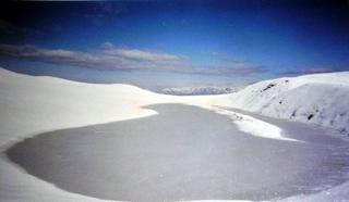 Frozen Sar Pass