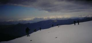 Walking Fron Nagaru to Biskeri Via Sar Pass