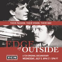 Edge of Outside, airing on Turner Classic Movies July 5 and July 19