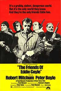Poster for The Friends of Eddie Coyle (1973, directed by Peter Yates)
