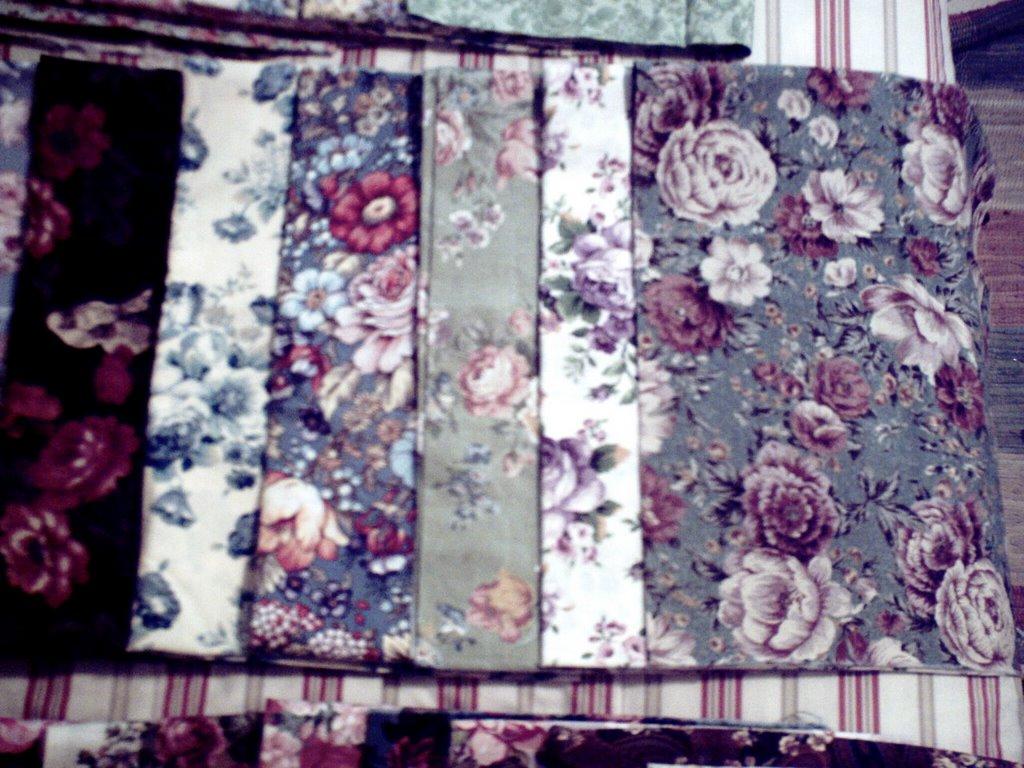 Quilting Mania Turning 20 Quilt Top Fabric