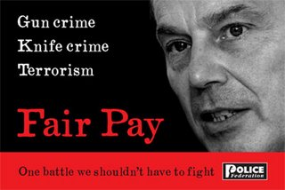 Fair Pay For Policing
