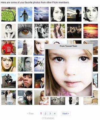 FlickrFavMagnifier