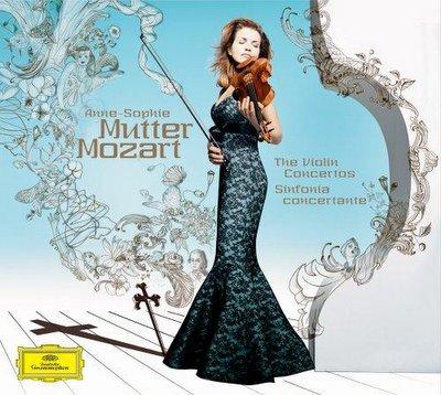 Mutter - Mozart: The Violin Concertos